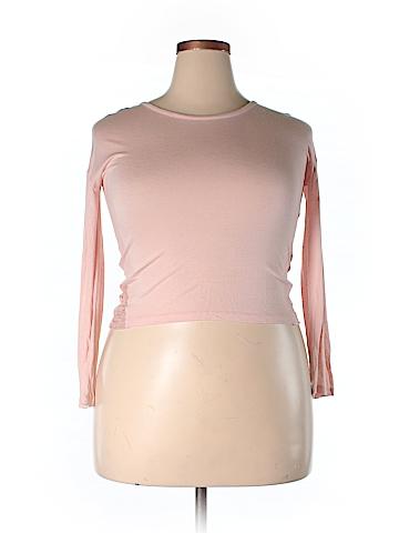 Full Tilt Long Sleeve Blouse Size XL