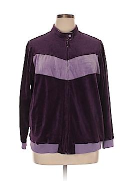 Sport Savvy Cardigan Size 1X (Plus)