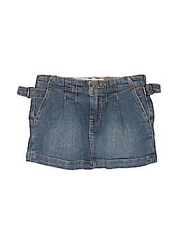 Burberry Denim Skirt Size 4