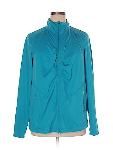 Zella Track Jacket Size 1X (Plus)