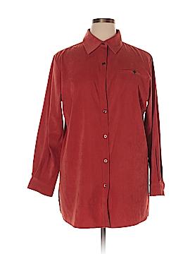 Chadwicks Long Sleeve Blouse Size 16