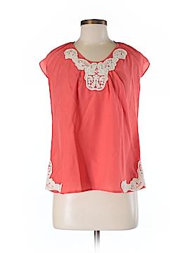 Tinley Short Sleeve Blouse Size M