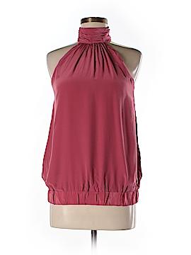 Matty M Sleeveless Silk Top Size M