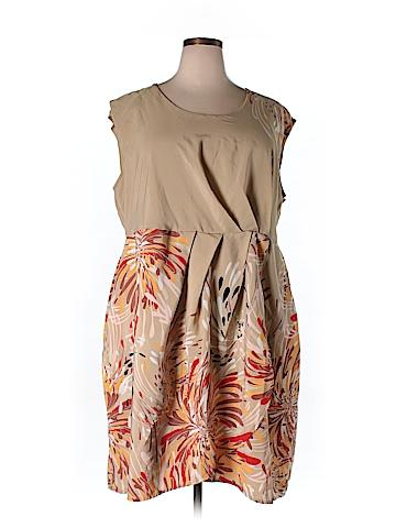 Lane Bryant Casual Dress Size 26 (Plus)