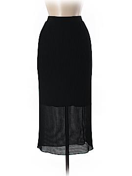 Bordeaux Casual Skirt Size M