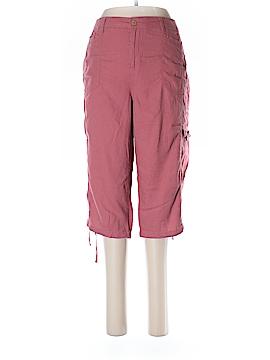 Gloria Vanderbilt Linen Pants Size 12