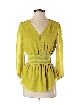 CATHERINE Catherine Malandrino 3/4 Sleeve Blouse Size 2