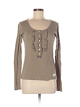 Odd Molly Long Sleeve Henley Size Med (2)