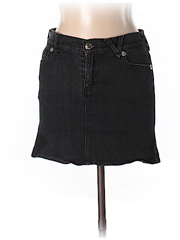 Versace Jeans Couture Denim Skirt 28 Waist