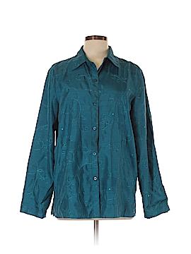 Clothes Long Sleeve Blouse Size XL