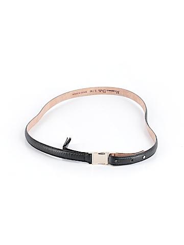 Massimo Dutti Leather Belt Size L
