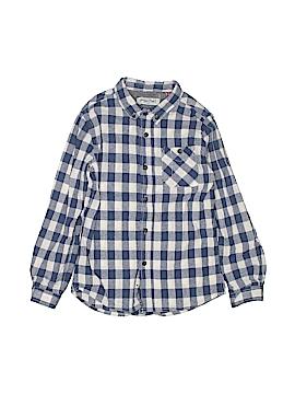 Sovereign Code Long Sleeve Button-Down Shirt Size 7