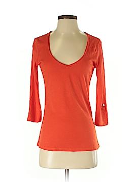 Gap Body 3/4 Sleeve T-Shirt Size XS