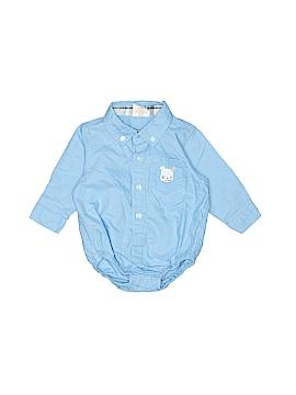 Baby 8 Long Sleeve Onesie Size 3-6 mo