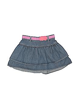 Genuine Kids from Oshkosh Denim Skirt Size 2T
