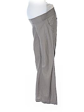 Motherhood Linen Pants Size S (Maternity)