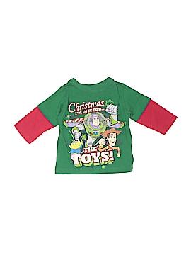 Disney Pixar Long Sleeve T-Shirt Size 12 mo