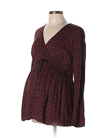 Motherhood Long Sleeve Blouse Size XL (Maternity)