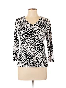 Amber Sun 3/4 Sleeve T-Shirt Size L