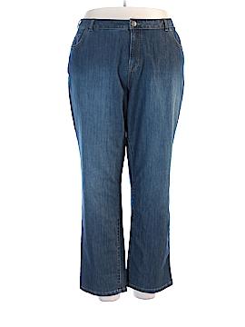 Lands' End Jeans Size 24w (Plus)