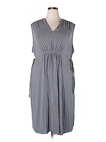 Croft & Barrow Casual Dress Size 3X (Plus)