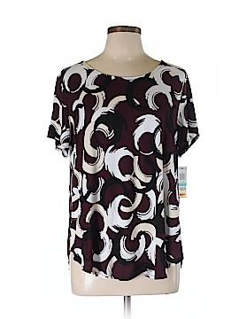 Alfani Short Sleeve T-Shirt Size 0X (Plus)