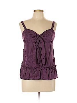 Tara Jarmon for Target Sleeveless Silk Top Size L