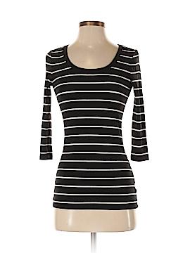 Cynthia Rowley for Marshalls 3/4 Sleeve T-Shirt Size S