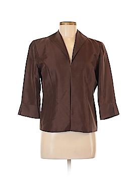 Mix & CO Silk Blazer Size 6