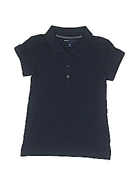 Gap Kids 3/4 Sleeve Polo Size 4 - 5