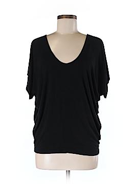 Cha Cha Vente Short Sleeve Blouse Size M