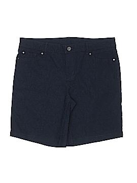Simply Vera Vera Wang Khaki Shorts Size 10