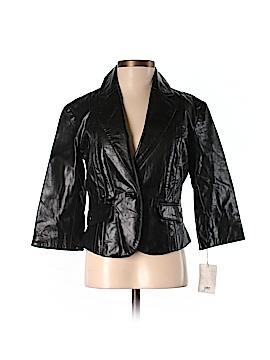 June Leather Jacket Size XS