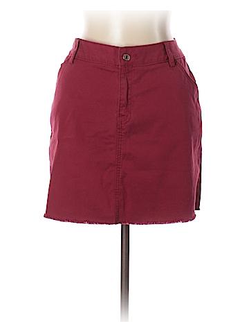 Gap Denim Skirt Size 14