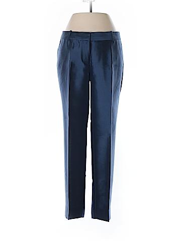 J. Crew Silk Pants Size 0