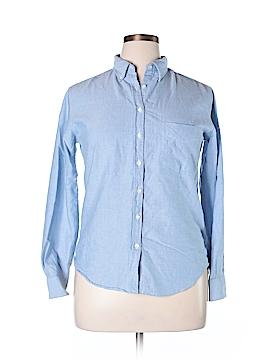 Gant Long Sleeve Button-Down Shirt Size XL