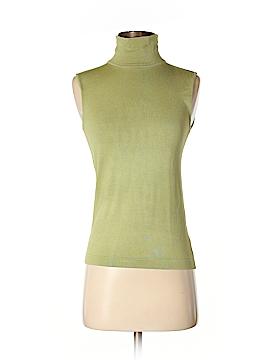 Linda Allard Ellen Tracy Silk Pullover Sweater Size S