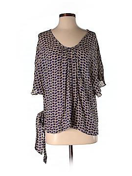 Totem Short Sleeve Blouse Size 2