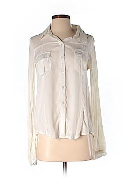 Soft Joie Long Sleeve Button-Down Shirt Size XS