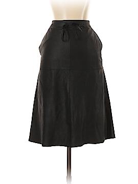 Yansi Fugel Leather Skirt Size 8