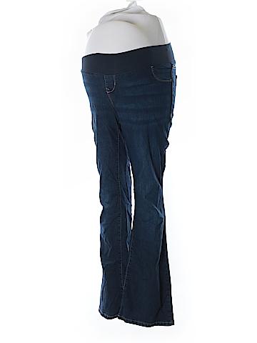 Old Navy - Maternity Jeans Size 10L Maternity (Maternity)