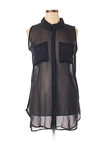 Charlotte Russe Sleeveless Blouse Size XL