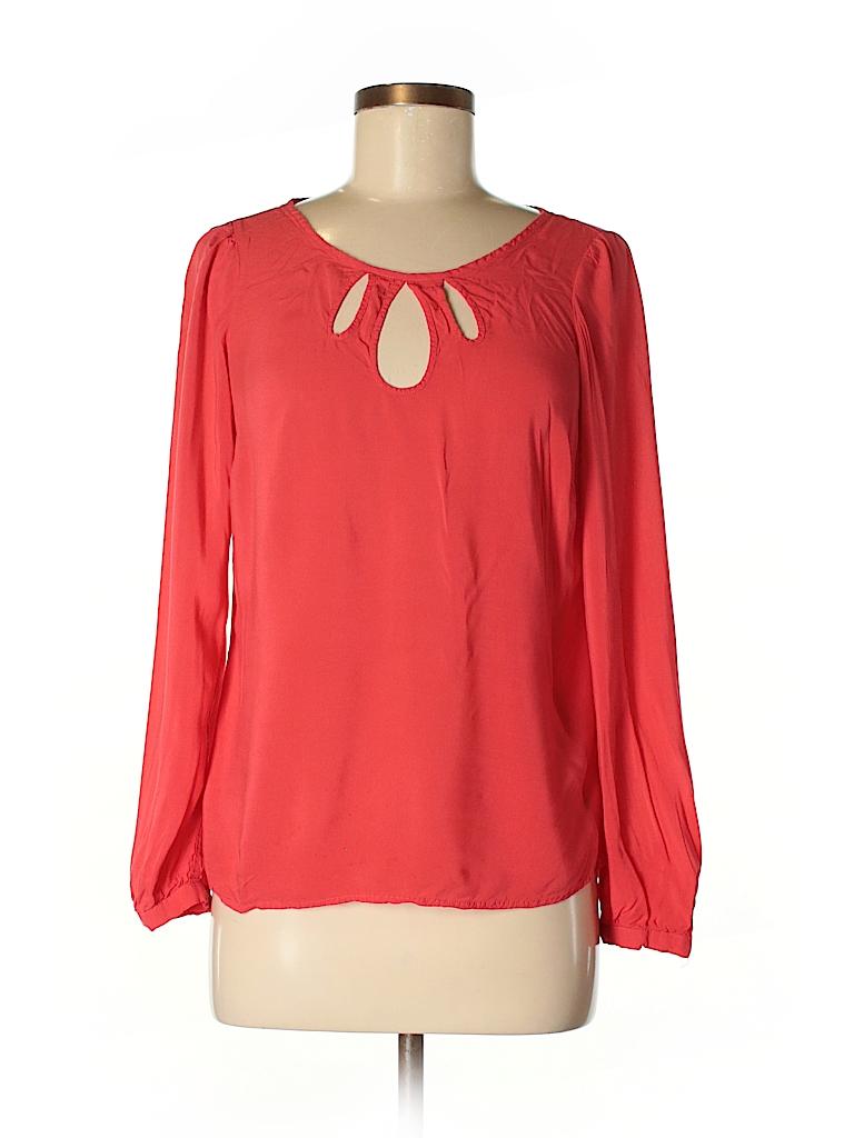 Vero Moda Women Long Sleeve Blouse Size M