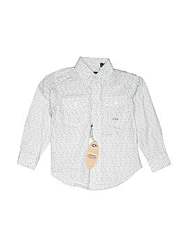 Roper Long Sleeve Button-Down Shirt Size 4 - 5