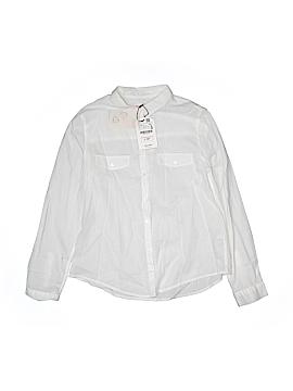 Zara Kids Long Sleeve Button-Down Shirt Size 13 - 14