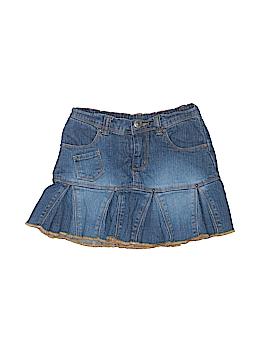 The Children's Place Denim Skirt Size 6