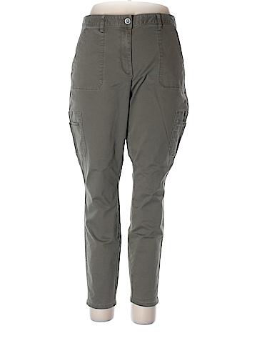 Ann Taylor LOFT Cargo Pants Size 18 (Plus)