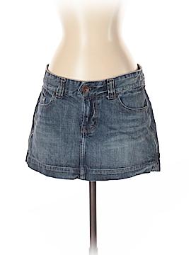 X2 Denim Skirt Size 4