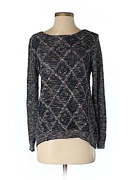 Blue Rain Pullover Sweater Size S