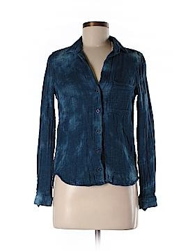 Bella Dahl Long Sleeve Button-Down Shirt Size XS